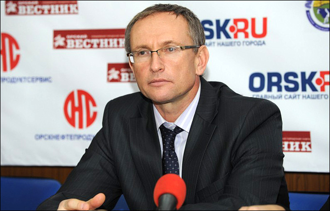 Олег Курин