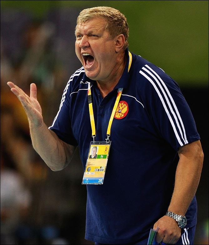Евгений Трефилов — бессменный наставник женской сборной