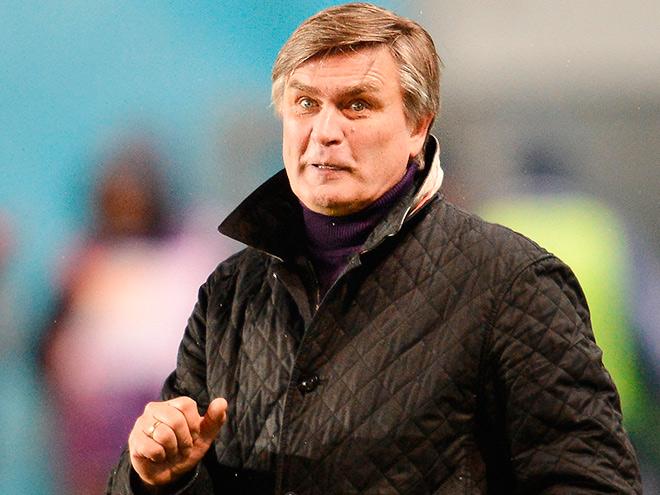 Новый главный тренер «Торпедо» Валерий Петраков