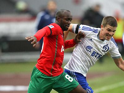 Лассана Диарра против Игоря Денисова