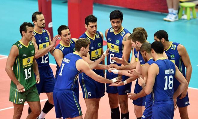 Один из соперников сборной России на втором этапе – Бразилия
