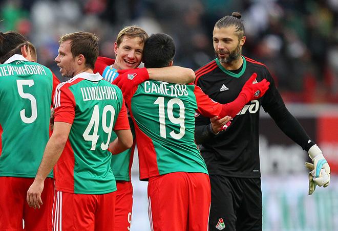«Локомотив» ушёл сейчас от негатива, окружавшего команду