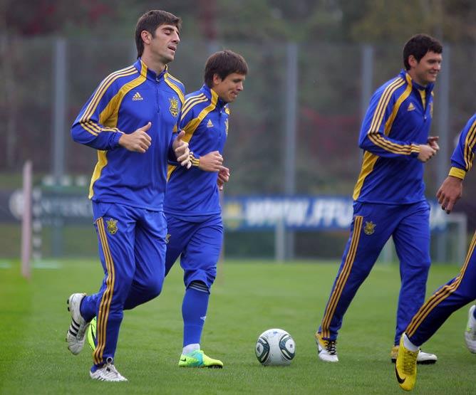 Шиндер попал в резервный список игроков сборной