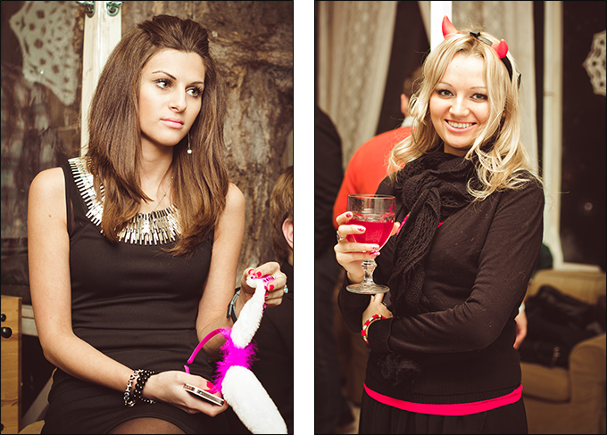 Ольга Мамедханова и Мария Роговская