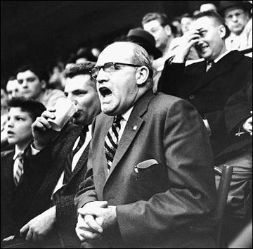 Зал славы НХЛ. Кинг Клэнси, 1959 год