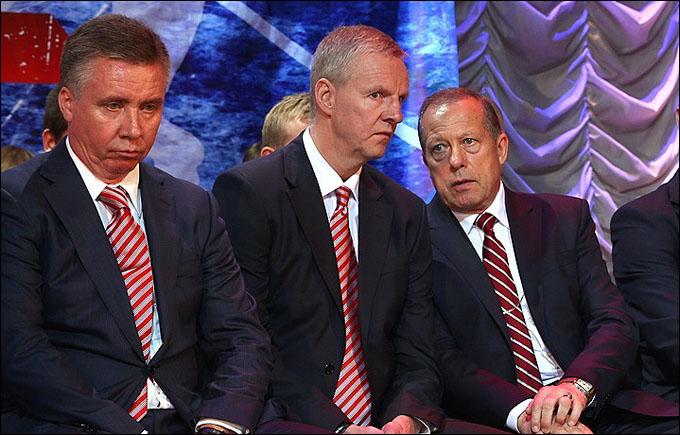 Презентация перед началом сезона-2011/12: все дебютанты, никто не знает, что от кого ждать…