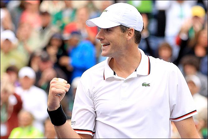 Иснер метит в лидеры американского тенниса