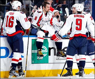 """Итоги сезона НХЛ. """"Вашингтон Кэпиталз"""". Капитан и его команда"""