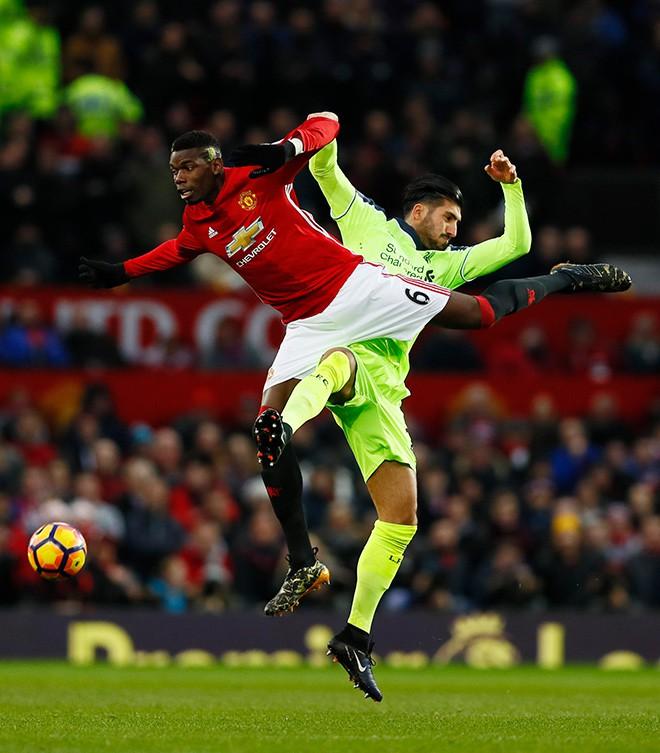 «Манчестер Юнайтед» — «Ливерпуль»