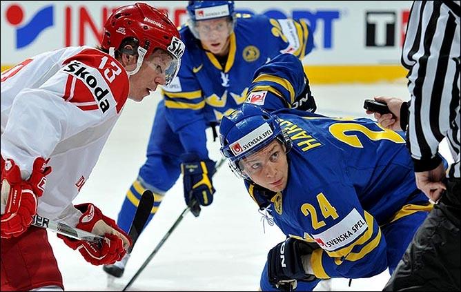 20.05.2010. ЧМ-2010. 1/4. Швеция - Дания - 4:2. Фото 03.