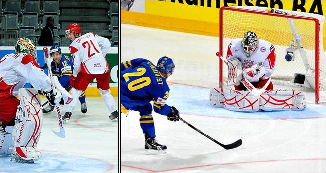 20.05.2010. ЧМ-2010. 1/4. Швеция - Дания - 4:2. Фото 04.
