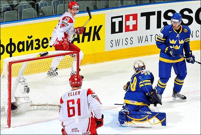 20.05.2010. ЧМ-2010. 1/4. Швеция - Дания - 4:2. Фото 06.