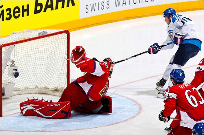20.05.2010. ЧМ-2010. 1/4. Финляндия - Чехия - 1:2 ПБ. Фото 03.