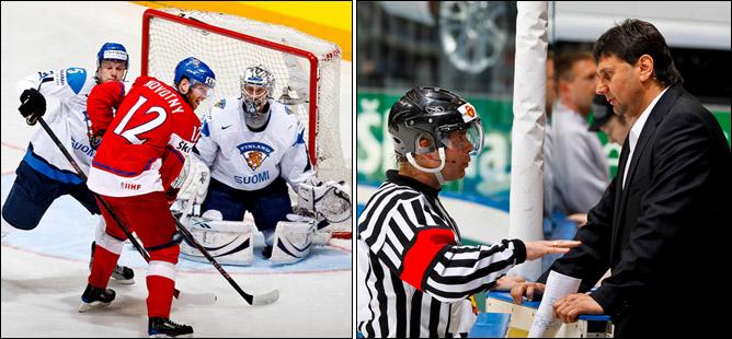 20.05.2010. ЧМ-2010. 1/4. Финляндия - Чехия - 1:2 ПБ. Фото 04.