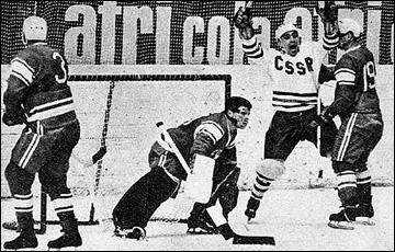 Гол Яна Сухи в ворота сборной СССР на чемпионате мира 1969 года