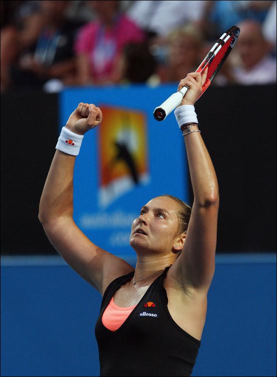 Надежда Петрова, Россия. Стала третьей ракеткой мира 15 мая 2006 года
