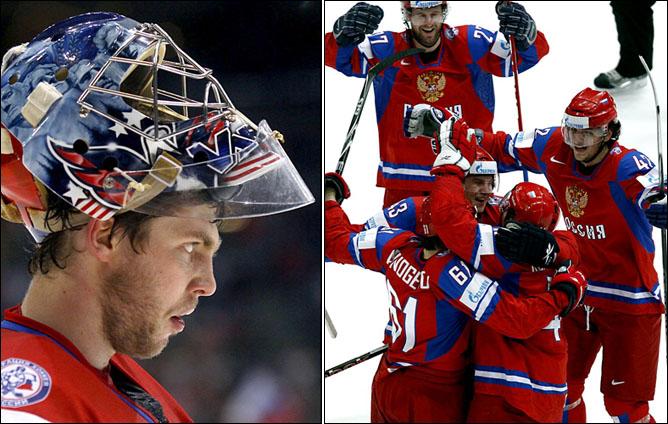 20.05.2010. ЧМ-2010. 1/4. Россия - Канада - 5:2. Фото 02.