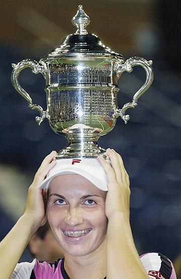 Светлана Кузнецова стала первой российской чемпионкой US Open