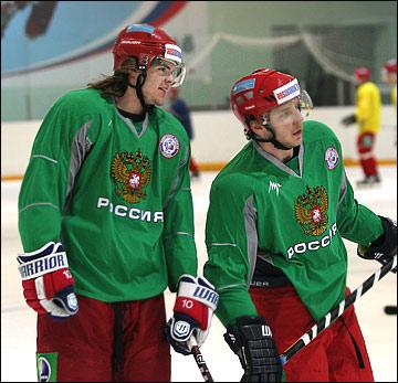 Виктор Тихонов и Михаил Варнаков