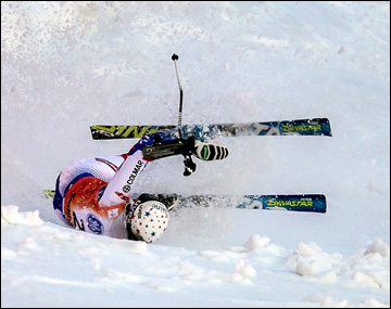 Шведы сменили коньки на лыжи