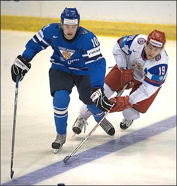 Павел Дедунов в молодёжной сборной России