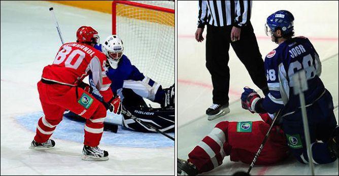 5 февраля 2011 года. Санкт-Петербург. Матч всех звезд КХЛ.