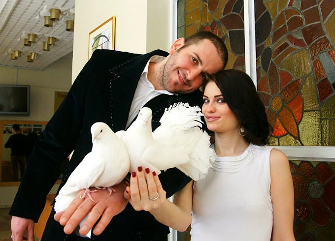 Драган и Юлия Лабович