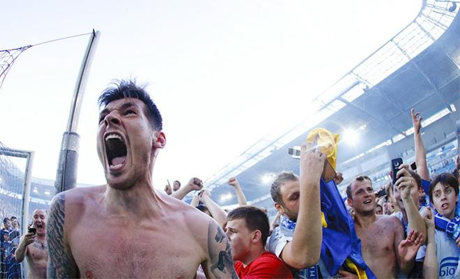 «Днепр» завоевал вторую путёвку в Лигу чемпионов от Украины