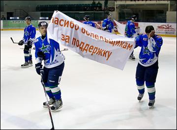 """Итоги сезона МХЛ-Б. """"Олимпия"""" (Кирово-Чепецк)"""