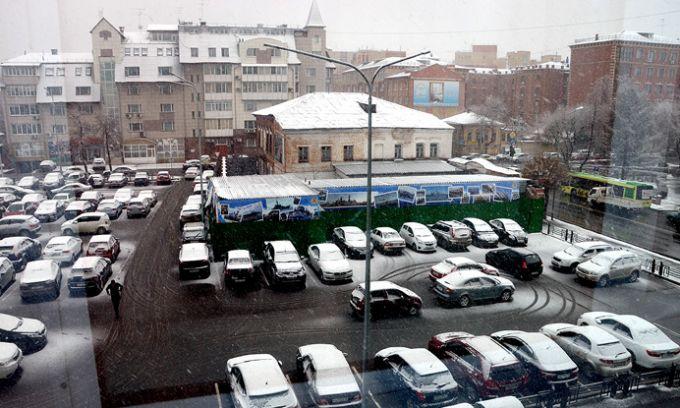 """Зима преследует """"Братину"""""""