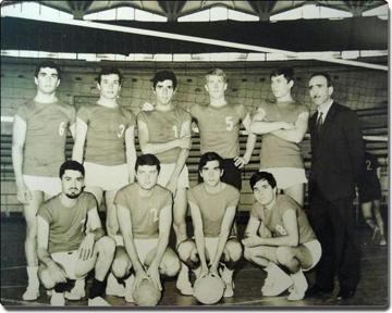 Сборная Италии. 1963 год