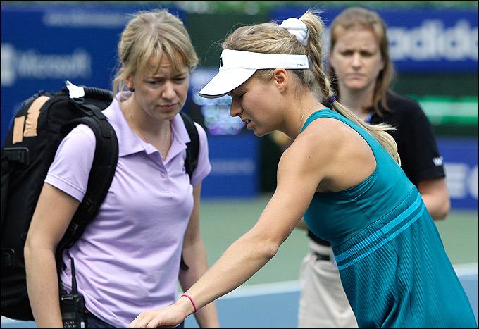 Мария Кириленко и Надежда Петрова снялись с матчей в Сеуле
