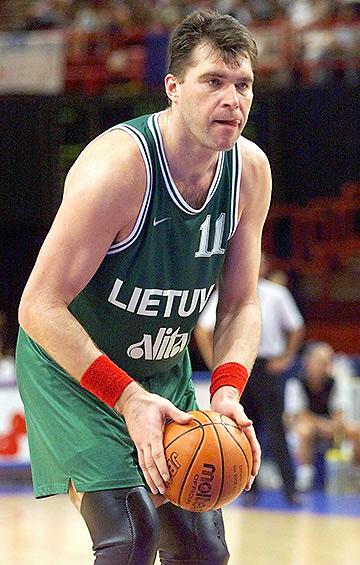 Арвидас Сабонис
