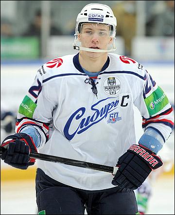 """""""Если бы Зайцев уехал в НХЛ, """"Сибирь"""" бы ничего не получила"""""""