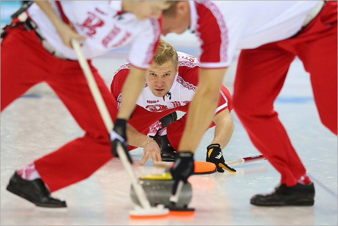Россия обыграла Швейцарию — 7:6