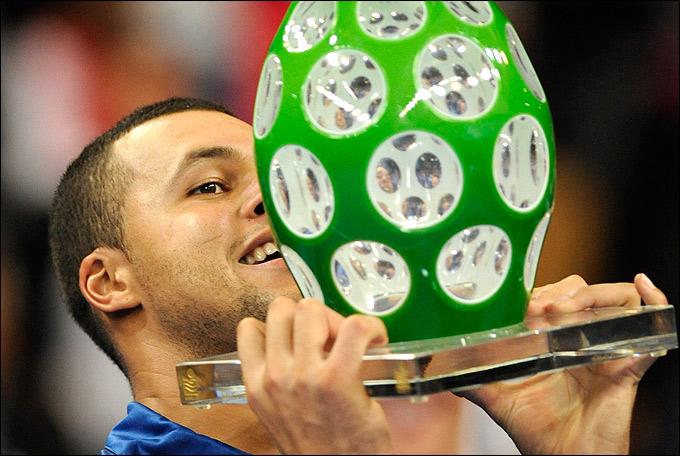 Жо-Вилфрид Цонга во второй раз подряд победил в Меце