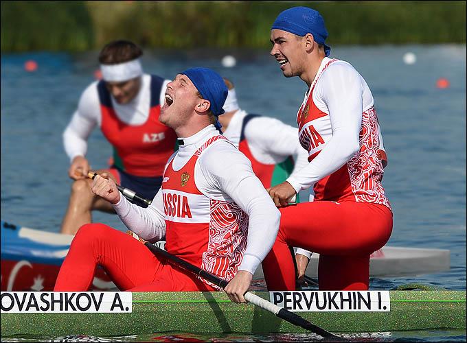 Илья Коровашков и Алексей вполне довольны олимпийской бронзой. Для начала…