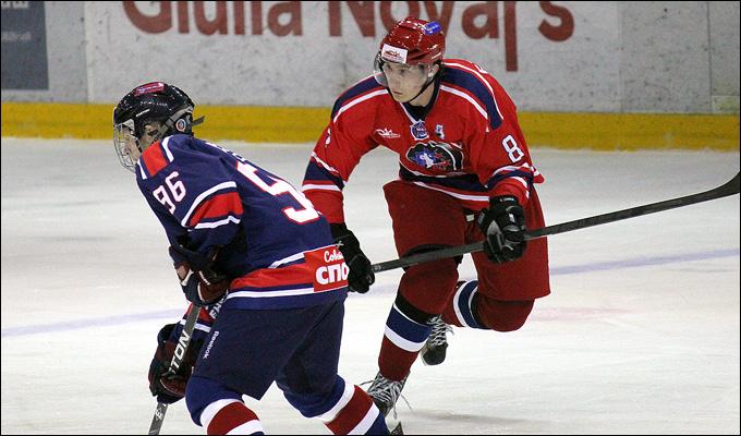 Егор Безруких на Кубке Поколения