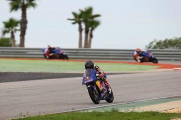 Отбор к Red Bull MotoGP Rookies Cup 2014