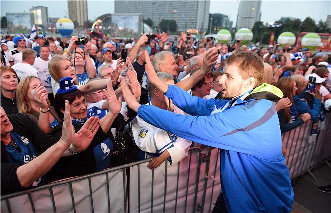 Сборная Финляндии переиграла Корею — 3:0