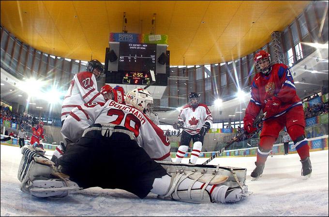 13 января 2012 года. Инсбрук. Юношеские Зимние Олимпийские игры. Хоккей. Россия — Канада — 4:3