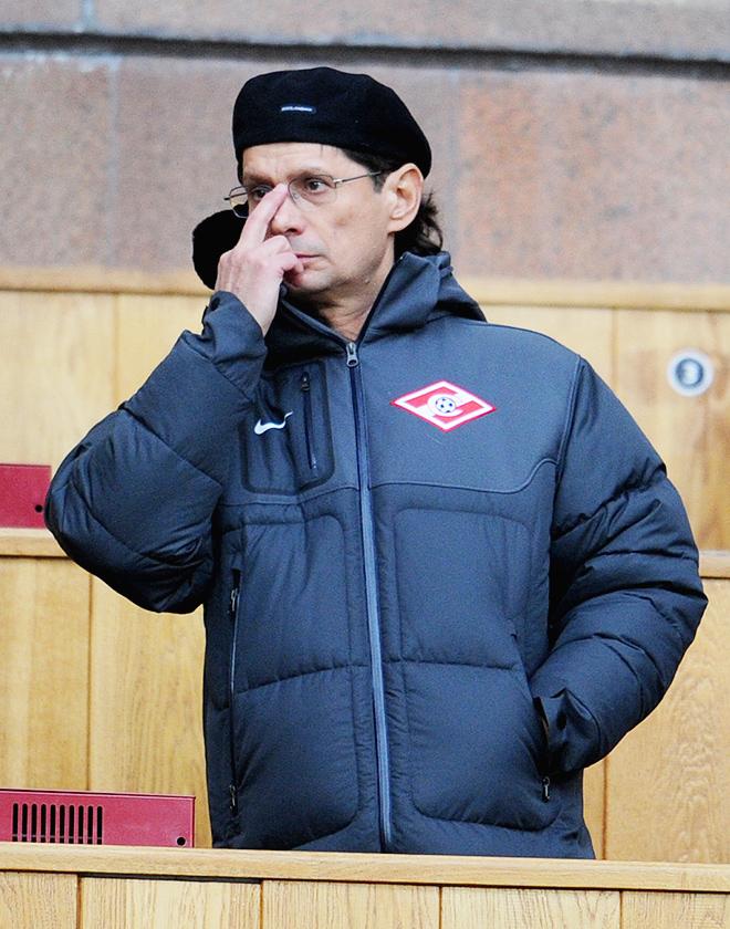 Леонид Федун невольно попал под влияние «жеста Эффенберга» в матче с «Зенитом»