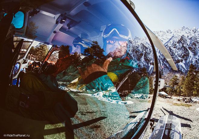 RideThePlanet в Осетии