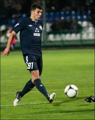 Мораес едва не стал героем матча в Харькове