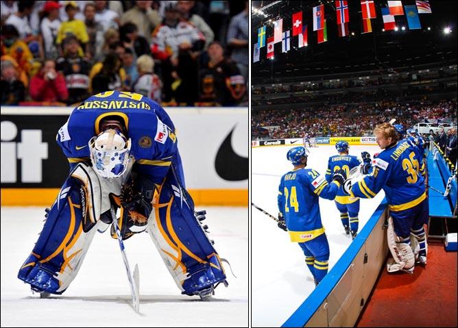 22.05.2010. ЧМ-2010. 1/2 финала. Швеция - Чехия - 1:2 (1:2). Фото 02.