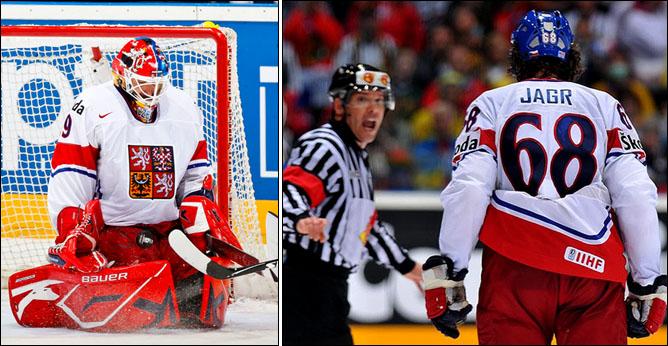 22.05.2010. ЧМ-2010. 1/2 финала. Швеция - Чехия - 1:2 (1:2). Фото 04.