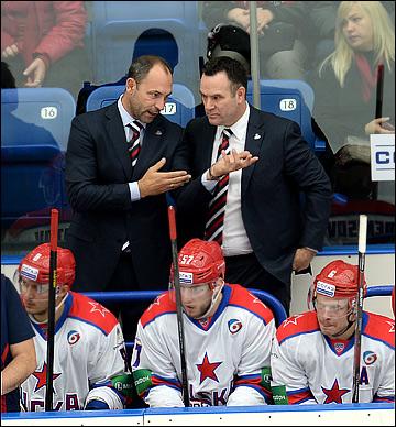 Покинет ли ЦСКА зону плей-офф?