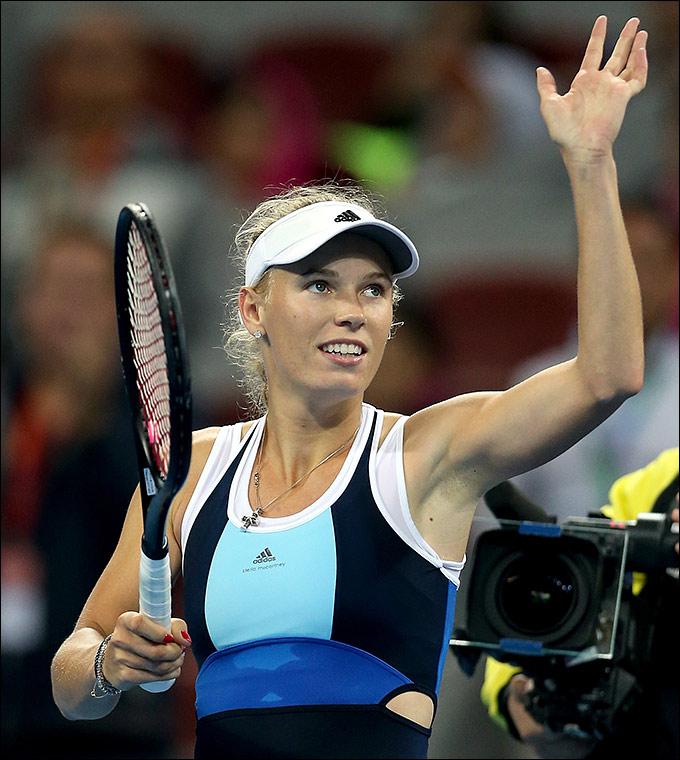 Каролина Возняцки стала чемпионкой Люксембурга