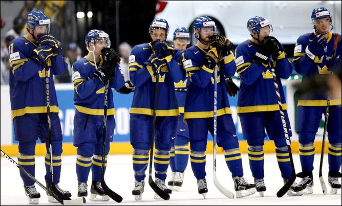 22.05.2010. ЧМ-2010. 1/2 финала. Швеция - Чехия - 1:2 (1:2). Фото 09.