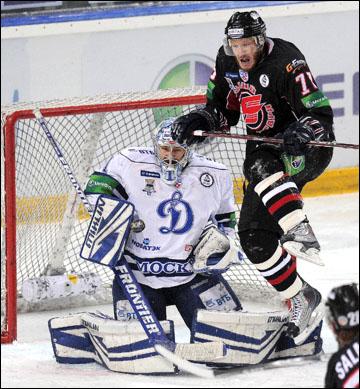 Андрей Иванов в финальной серии